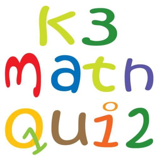『K3 Math Quiz』のトップ画像
