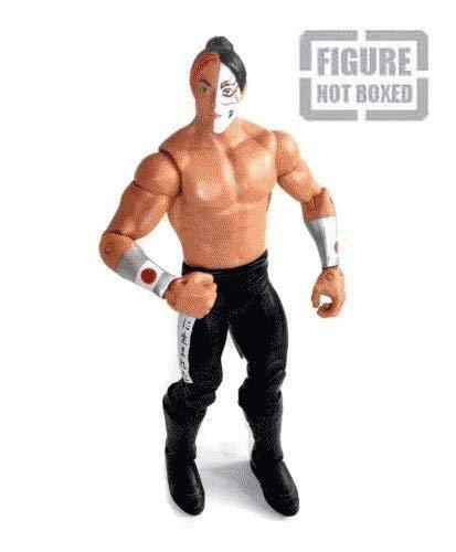 WWF WWE Wrestling Yoshi Tatsu 15,2cm