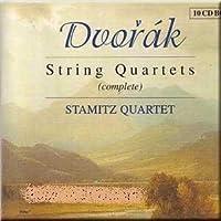 Dvorak - String Quartets (Complete) - Stamitz Quartet (10 CD Set) (2005-05-03)