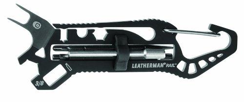 LEATHERMAN 831805 Rail Taschenwerkzeug, Verschiedene Funktionen