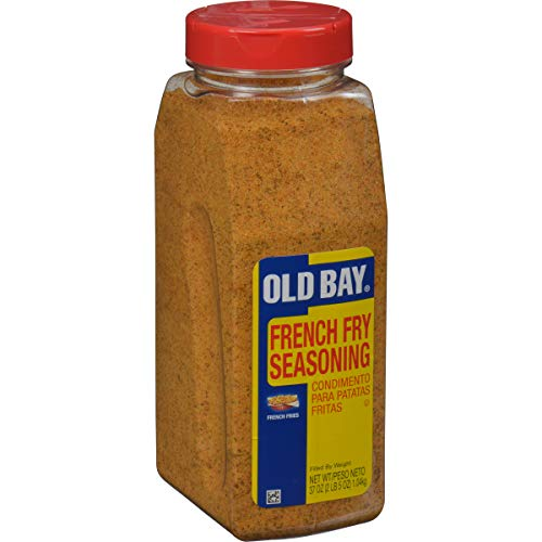 37oz OLD BAY French Fry Seasoning  $8.31 at Amazon