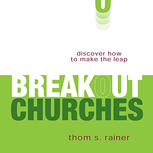 Breakout Churches audiobook cover art