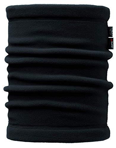 Buff Solid Black Calentador polar, Unisex adulto, Black, Talla única