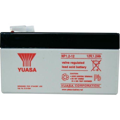 Yuasa NP1.2-12 Batería Industrial