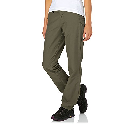 The North Face T92S7M9ZGREG10 Pantalon Femme, Weimaraner Brown, FR : 10 (Taille Fabricant : 10)