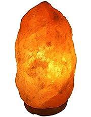 Zoutlamp met garantiecertificaat; Himalayas Rock Salt; 4-6 kg zeepcadeau