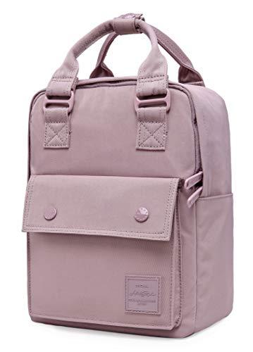 HotStyle BASIC PACKS EST. 2010 ARROSA MINI Rucksack für Frauen und Mädchen, kleiner wasserabweisender Tagesrucksack niedlich für jeden Tag, Distel