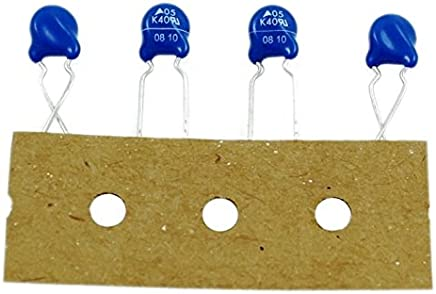 10x Varistor S05K40 ; 40V 10mW ; 5mm d5x3mm ; B72205S0400K211