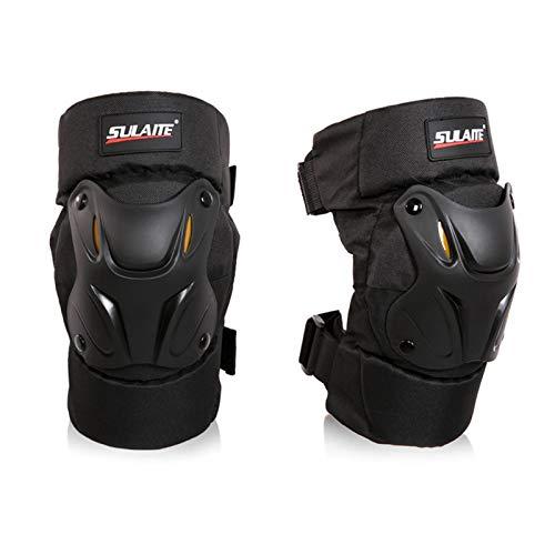 FFF8 Protección De Motocicletas Motocicleta Rodilleras Guardias Cuírsier Codo Racing Off-Road Protective Kondarrad Motocross Brace Protector