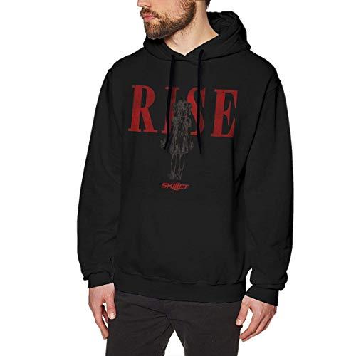DJNGN Skillet Rise Herrenmode Sweater Hoodie Sweatshirt