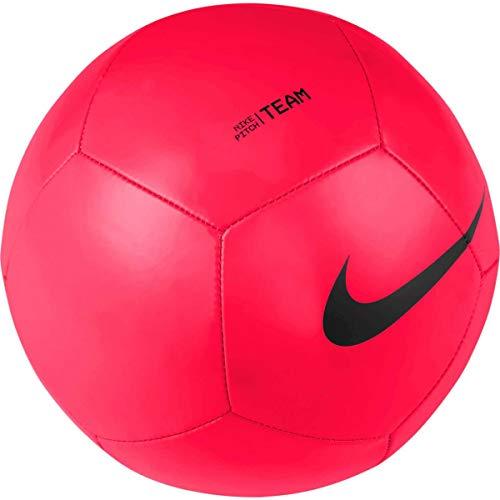 Nike Pitch Team Ball DH9796-635 - Balón de fútbol, Color Negro