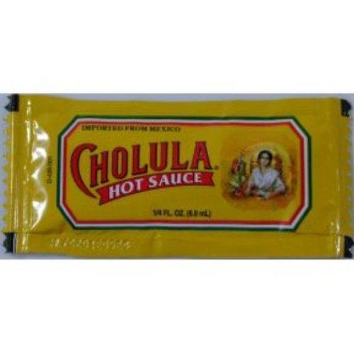 Cholula Hot Sauce Packet - Bundle of 75