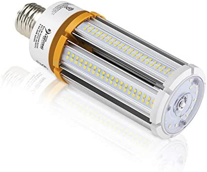 54W LED Corn Light Bulb 250W 300W Metal Halide Equal 8 100 Lumen 150lm W EX39 Mogul Base UL product image