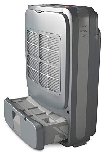 Inventor EVA II PRO 20 litros/día con R290, Deshumidificador, Secador De Ropa y Deshumidificación Inteligente para Máximo Ahorro de Energía – 2 Años de Garantía
