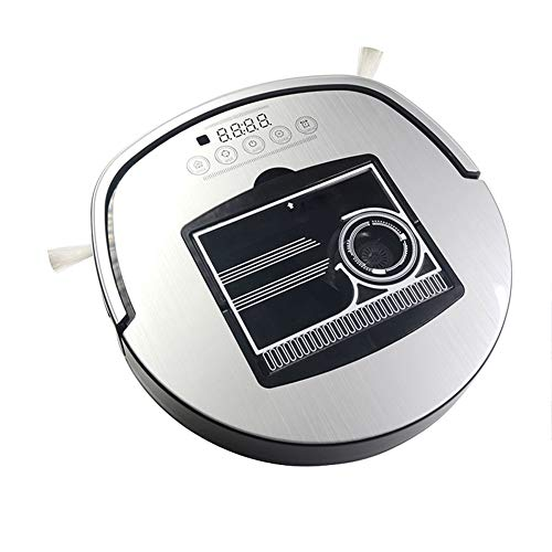 Best Deals! Lapden Robot Vacuum Cleaner Automatic Sweeping Dust Mopping, Mobile App Remote Control P...