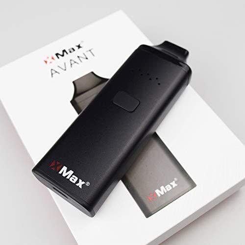 【2019最新加熱式タバコ】XMAX AVANT 市販のタバコ葉を加熱式で使える タバコ代1/5に ヴェポライザー スターターキット 3ヶ月国内保証付き