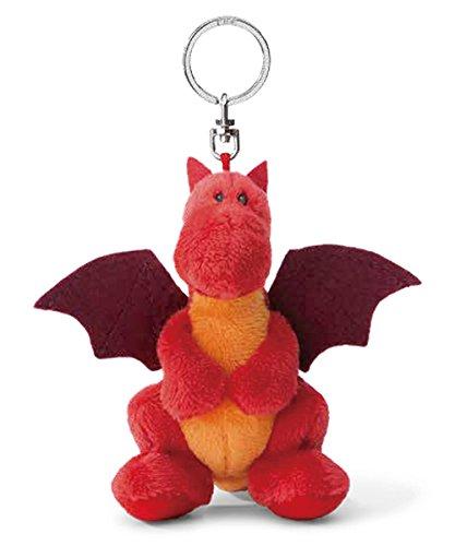 NICI 40768.0 Dragons Feuerdrache rot 10 cm Schlüsselanhänger