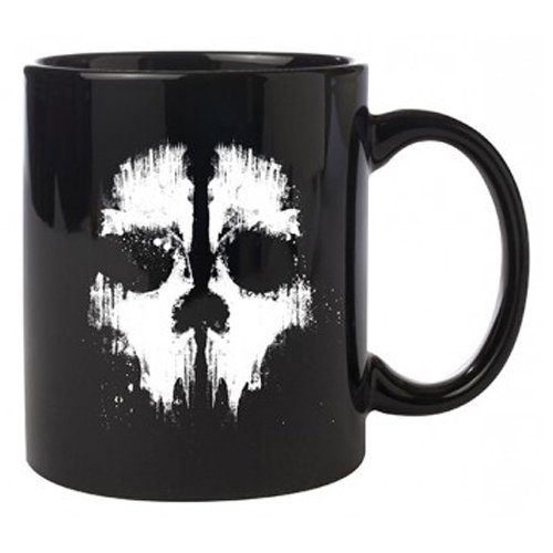 Call of Duty Ghosts Tasse Skull