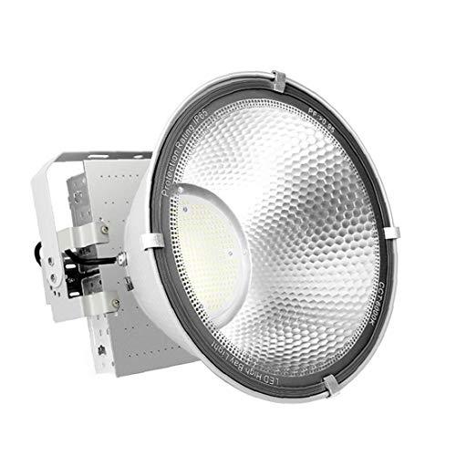 GGOOD Diodos LED, 400W 220V AC Seguridad Enciende Impermeable Alto Brillo Duradero Seguridad Torre lámpara por un túnel del Sitio Garajes Suelos de Alta Bay Luz Regalo electrónico
