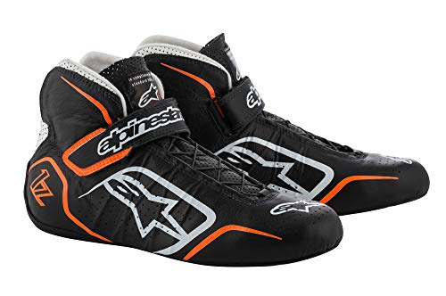 SA AS 2020 Alpine Stars Tech-1 K Race V2 Gants de Karting en Carbone