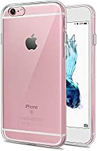 iPhone 6 6s Case Clear Soft TPU Transparent Shockproof Protective Screen from Scratching case for iPhone 6 6s (HD Clear)
