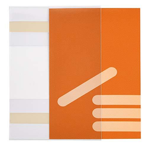 10 Stück DIN A6 Sichttasche im Hochformat, selbstklebend - Zeigis® / Infotasche/Schildhalter/Plakattasche/Blatthalter/Inforahmen/Einstecktasche/Plakathalter/kleben