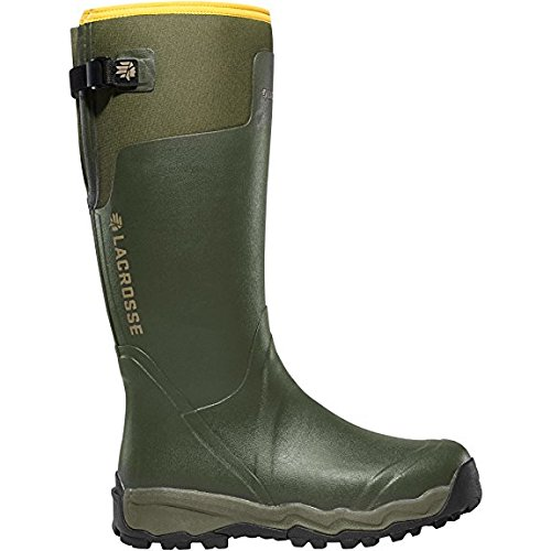 """LaCrosse Alphaburly Pro 18"""" Height Forest Green (376001) 