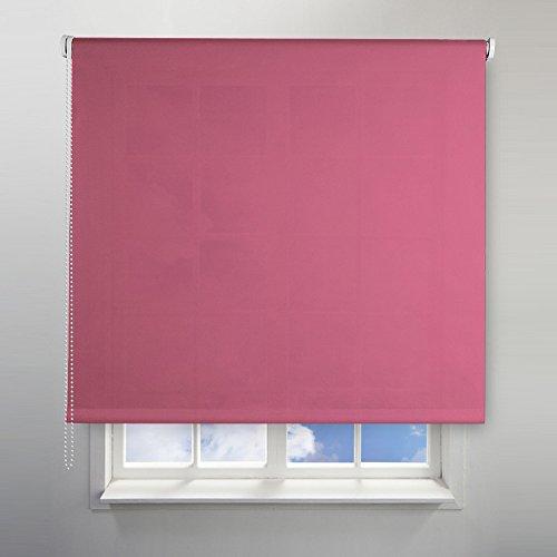 Jago Tenda a rullo ca. 120 x 230 cm colore rosa