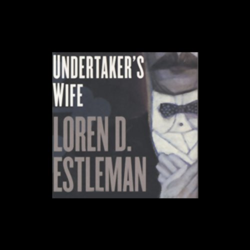 Undertaker's Wife audiobook cover art