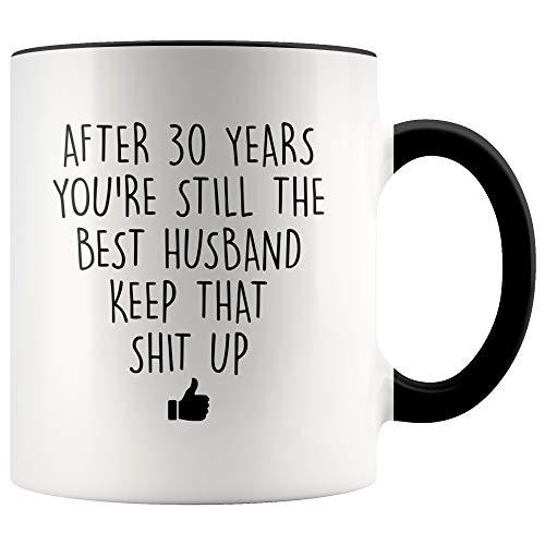 30 Year Anniversary Mug