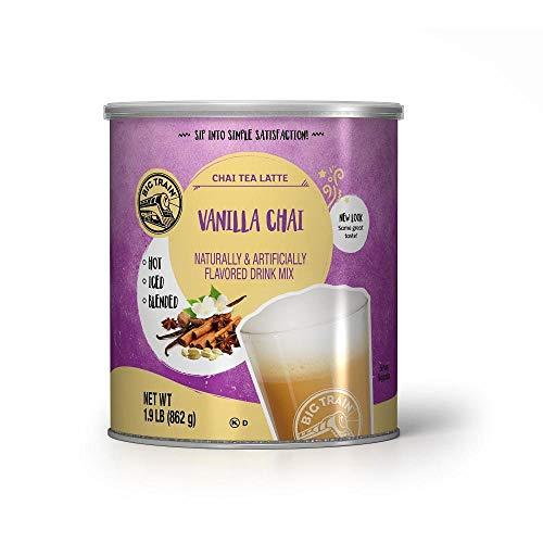 Big Train Chai, Vanilla, 1.9 Pound