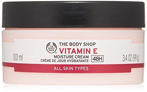 The Body Shop Vitamina E Crema De La Humedad - 100Ml