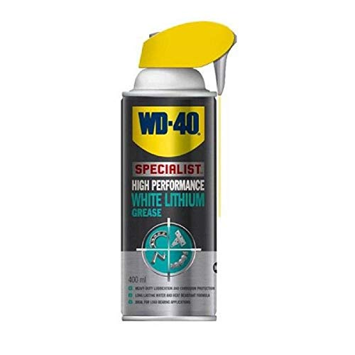 WD-40 Spray con Grasa a Base de Litio, 400 ml
