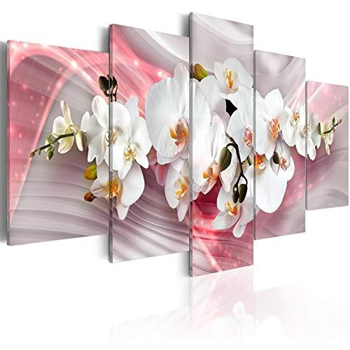 PEJHQY 5 Paneles de imágenes de Pared para Sala de Estar, Imagen Impresa, Pintura sobre Lienzo, Arte de Pared, decoración del hogar, Sala de Estar, impresión de Lienzo,Cuadro en Lienzo Lanzarote