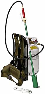 Red Dragon BP 223 SVC 100,000 BTU Weed Dragon Back Pack Propane Vapor Torch Kit With Squeeze Valve
