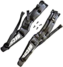 OEM Genuine Echo P021046660 Backpack Leaf Blower Harness Strap Kit - Includes 2 Straps for PB-770 + (Free Two e-Books)