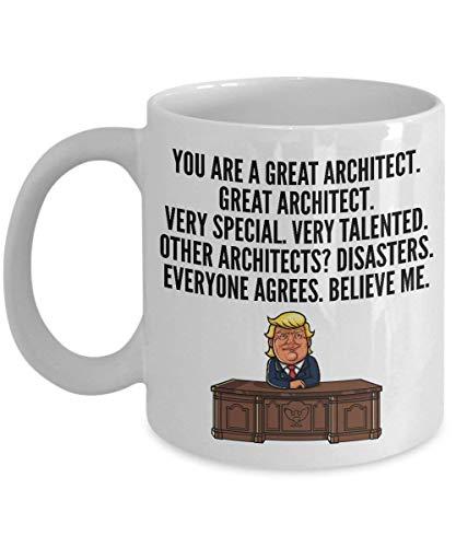 N\A Taza de Arquitecto Regalo de Arquitecto Nuevo Arquitecto Futuro Arquitecto Regalo para Arquitecto Arquitectura Regalos de graduación Cumpleaños de Arquitecto