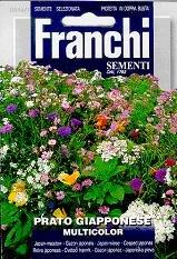 Seeds of Italy Ltd Franchi Semi di Fiori Prato Giapponese (Japanese Prato)