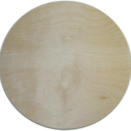 Best unfinished wood circles 10 inches for 2021