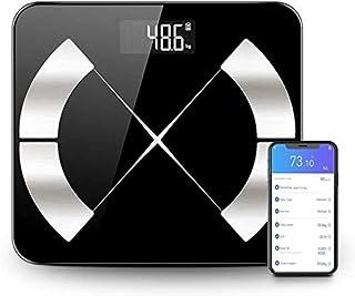 Sumkyle Bluetooth Body Fat Scale, for Health Scale, Smart BMI Scale Digital Bathroom Wireless Weight Scale, Body Compositi...
