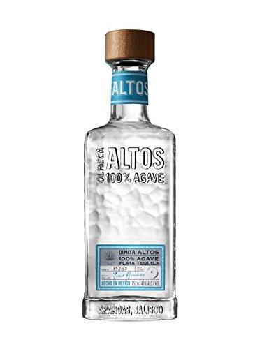 Olmeca Altos Plata Tequila 100% Agave 38,00 % 0.7 l.
