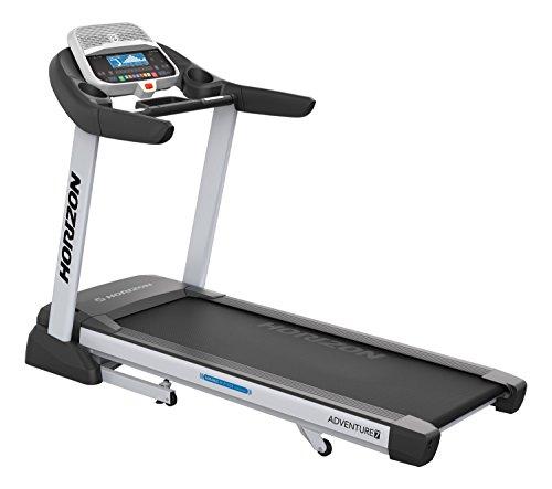 Tapis roulant Adventure 7 Horizon Fitness - ViaFit Connection