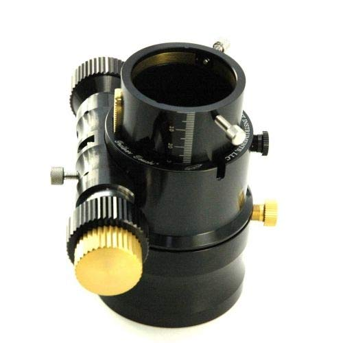 """Starlight Instruments 2"""" Feather Touch Rack & Pinion Focuser with 1.5"""" Travel (Adapter C8/C9.25, Meade 8"""" SCT) -  LS_SI_P"""