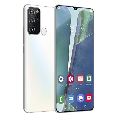 Smartphones desbloqueados, 6,26 pulgadas, 480x1014, Cuatro nucleos, ROM de 1GB RAM 32GB, 2050 mAh, Cámara doble, Teléfonos celulares desbloqueados con doble SIM para Android 5.1(ENCHUFE DE LA UE)