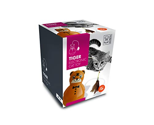 M-PETS Accessories for Tiger Pink, Grey pour Chat