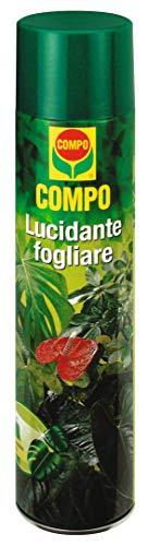 Compo Cura Lucidante Fogliare, per Tutte Le Piante Ornamentali a Fogliame Liscio, 250 ml