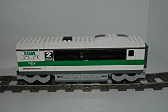 Lego® Eisenbahn RC Heckwaggon aus 7897 Passanger Train ICE
