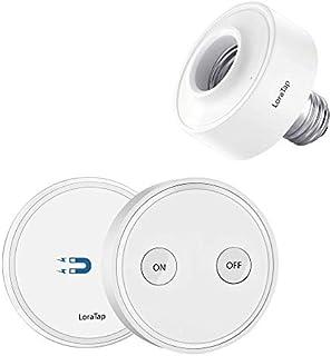 LoraTap E26 Light Bulb Socket