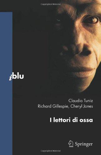 I lettori di ossa (I blu) by Claudio Tuniz