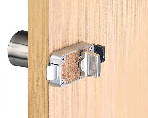 川口技研 室内用 ドアノブ ハイス 表示錠 WC トイレ用 DC-4